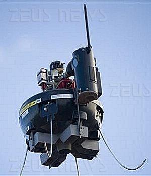 Un robot volante aiuterà la polizia di Miami