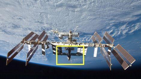 international space station nasa 630