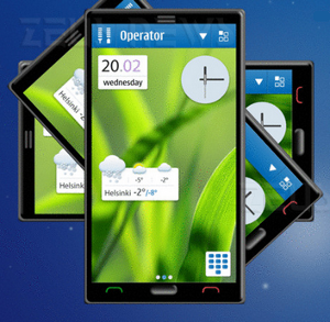 Nokia Symbian^3 HDMI multitasking open source