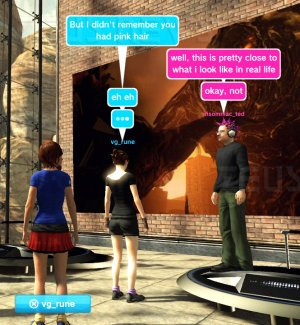 Sony PlayStation Home mondo virtuale Second Life