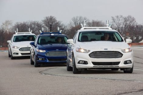 Ford Fusion Hybrid 01