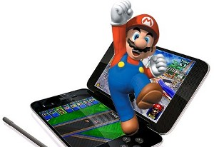 Nintendo 3DS 2D Satoru Iwata Wii 2