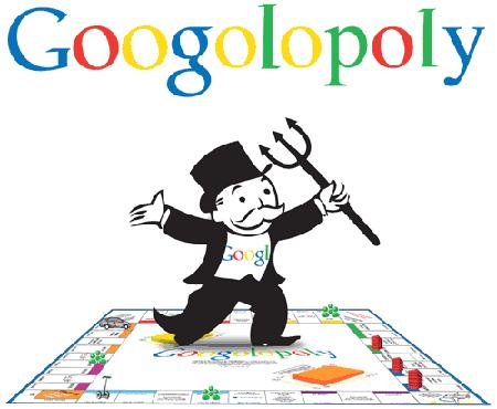 Microsoft denuncia Google antitrust monopolio
