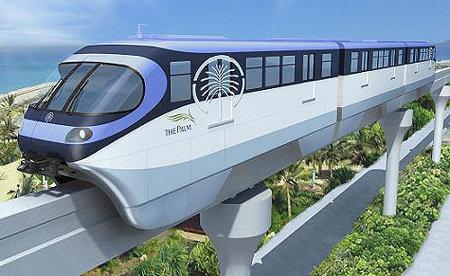 Dubai Metro automatizzato