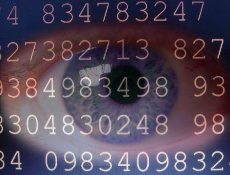 polizia disco criptato