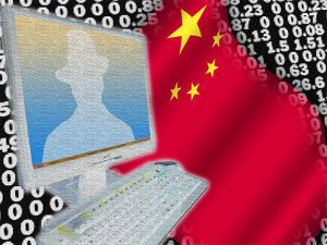 Cina dirotta Internet USA