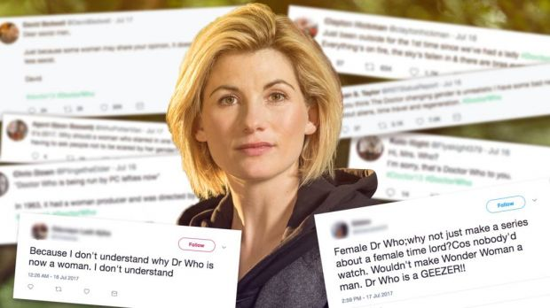 Doctor Who sarà interpretato da una donna: fatevene una ragione e crescete