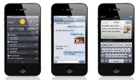 iPhone 4S prezzi europa