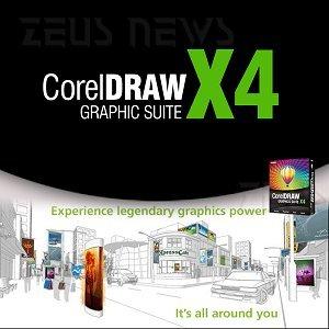 CorelDraw X4 si aggiorna
