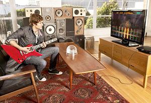 Ubisoft Rocksmith chitarra vera Guitar Hero