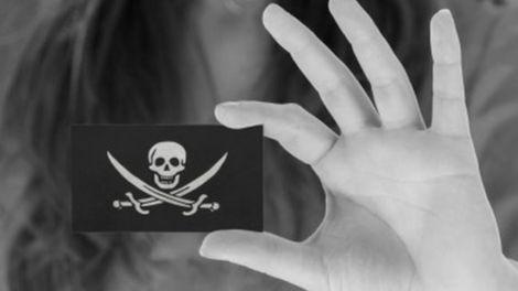 russia pirateria