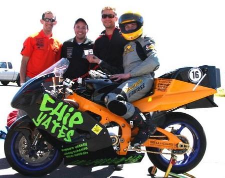 Chip Yates Swigz Mojave Mile Shootout