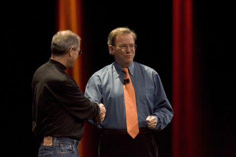 steve jobs eric  schmidt accordo anticoncorrenza