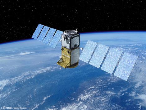 Galileo posizionamento GPS Soyuz Guiana