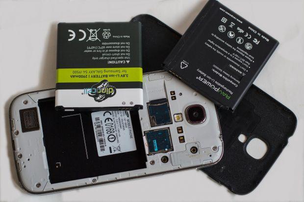 ue smartphone batterie rimovibili