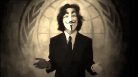anonymous minaccia isis