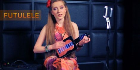 futulele ukulele ipad iphone