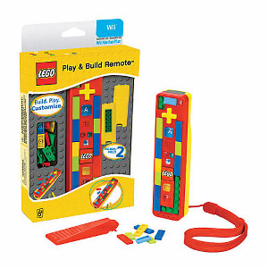 Lego Play and Buil Remote for Nintendo Wii