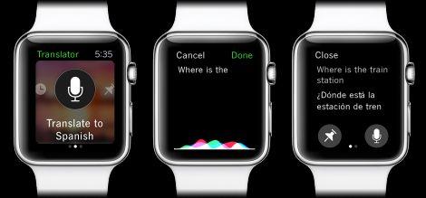 microsoft translator smartwatch