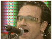 [Bono degli U2 a Live 8]