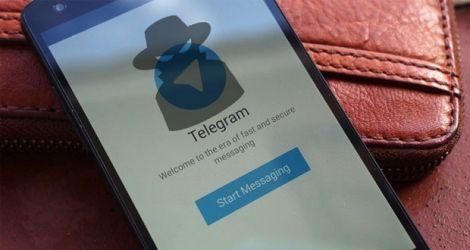 telegram hacker