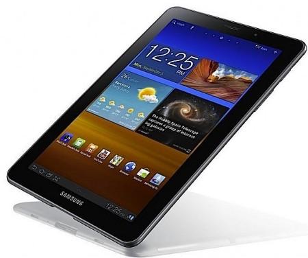 Samsung Galaxy Tab 7.7 sparisce IFA Apple Berlino