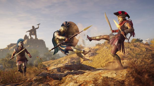 google project stream assassins creed odyssey