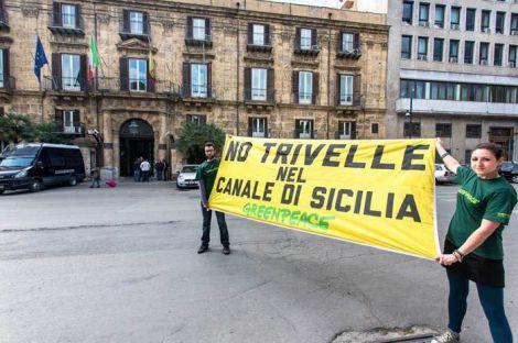 trivellazioni canale sicilia
