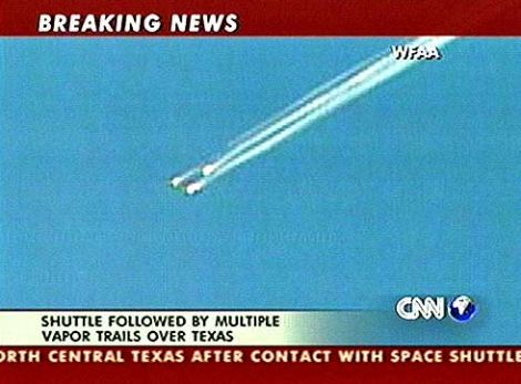2003 Space Shuttle Columbia disaster
