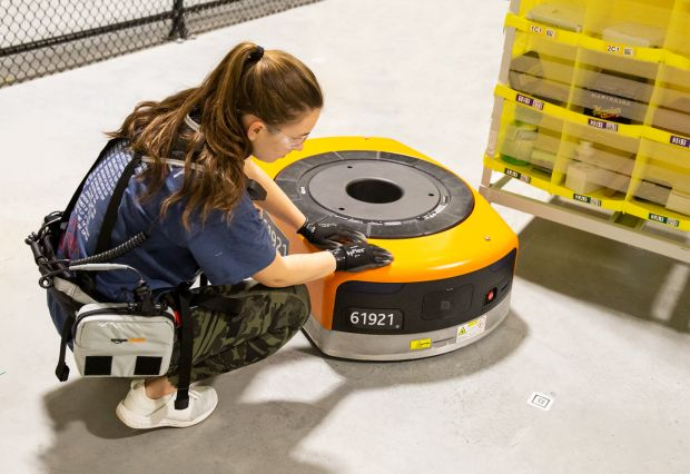 Robotic Safety Vest