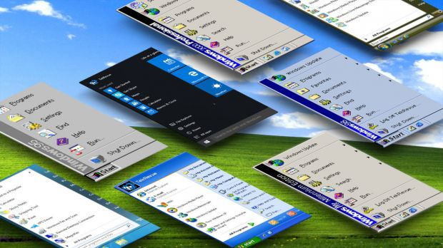 windows start menu evolution openshell