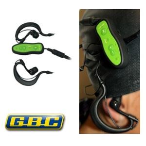GBC Jogger lettore MP3 impermeabile