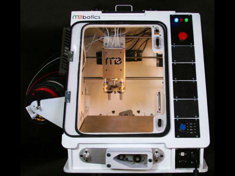Mebotics Microfactory Front