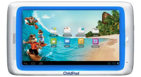 archos arnova childpad capacitivo multitouch