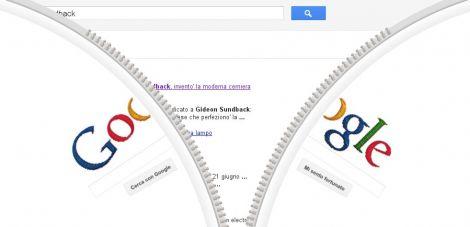 Gideon Sundback google doodle zip