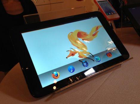 mozilla foxconn tablet firefox os