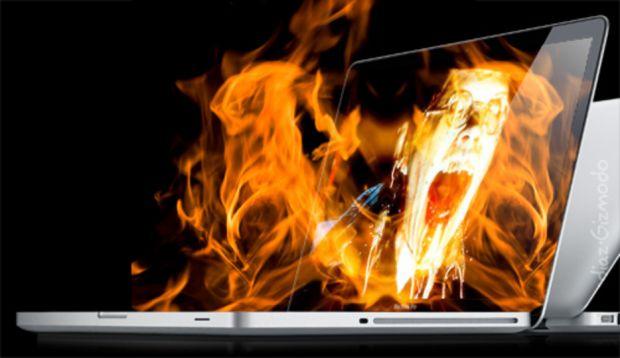 macbook pro i9 surriscaldamento