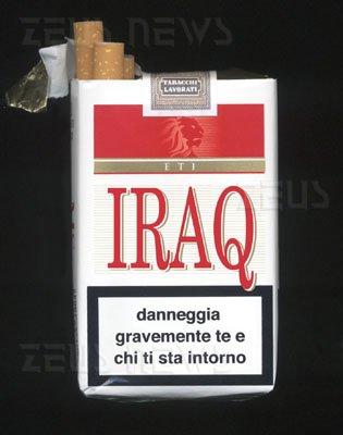 Iraq, 2004, computer grafica, cm 9x11. Mostra on