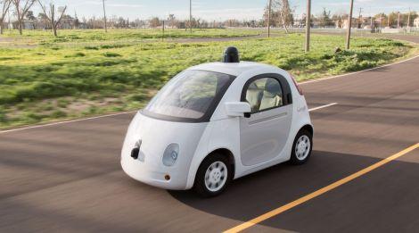 google auto autonoma