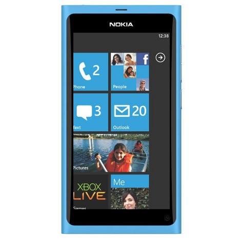 Nokia Windows Phone Lumia 800 710 Mango 7.5