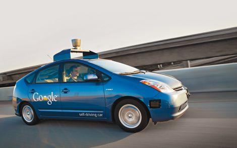 google veicolo autonomo