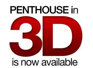 Penthouse 3D Astra satellite
