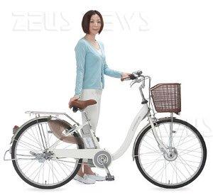 Sanyo Eneloop Hybrid Bicycle ebike