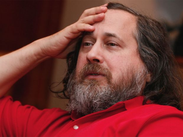 Richard Stallman Bitcoin Taler