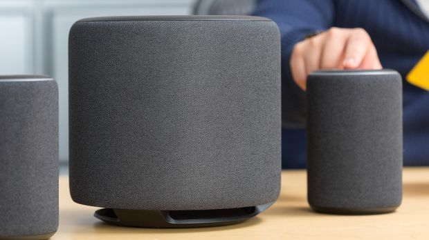 amazon echo brevetto registra conversazioni