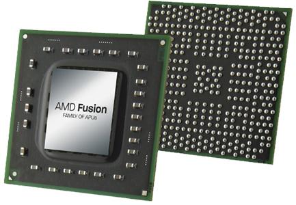 AMD Trinity CPU logo