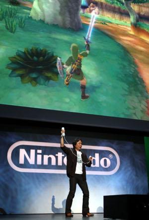 E3 2010 Nintendo 3DS Sony PS3 Microsoft Xbox Slim