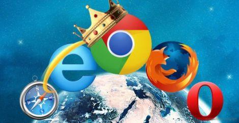 chrome batte internet explorer