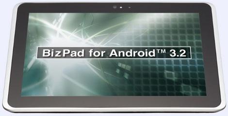 Panasonic BizPad JT-580VT JT-581VT tablet Android