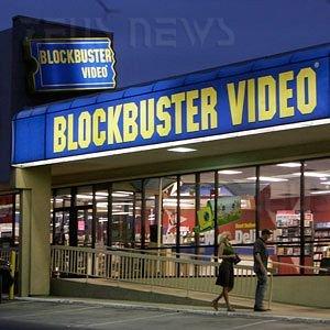 Blockbuster fallimento chapter 11 video on demand